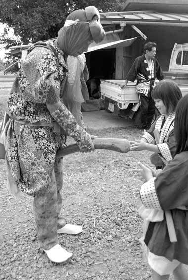 日本奇祭介紹  新潟 宿根木祭