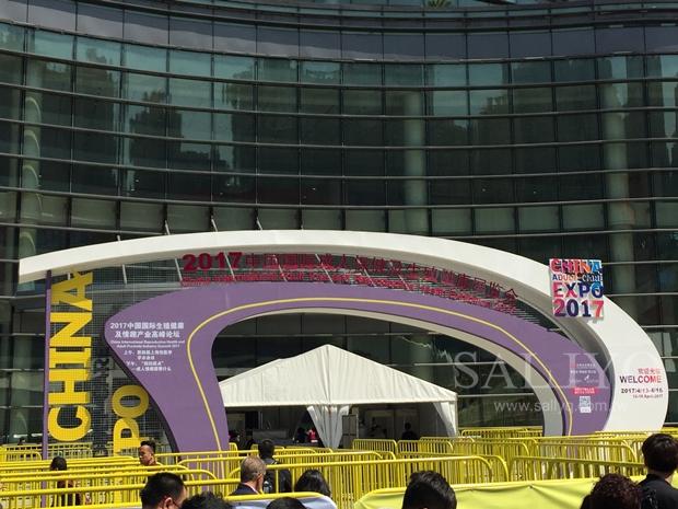 【2017】上海成人展 場內直擊報導(下篇)